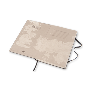 Cartoleria Taccuino Game of Thrones Large a righe Moleskine Moleskine 2