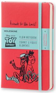 Cartoleria Taccuino Toy Story Pocket pagine bianche Moleskine Moleskine 0