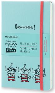 Cartoleria Taccuino Toy Story Large pagine bianche Moleskine Moleskine 0