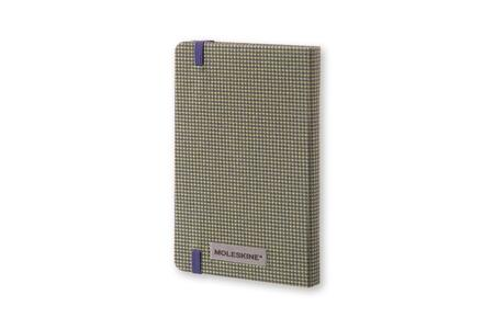 Taccuino Moleskine Blend Collection Limited Edition pocket a righe. Verde - 6