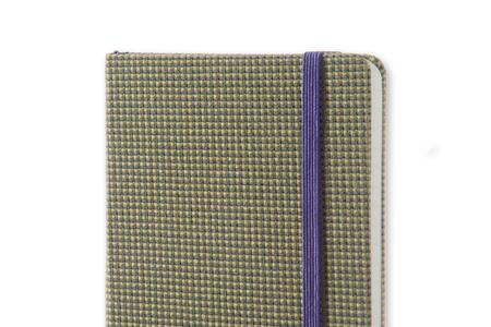 Taccuino Moleskine Blend Collection Limited Edition pocket a righe. Verde - 7