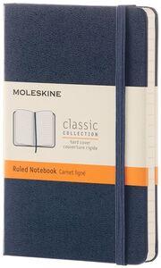 Cartoleria Taccuino Pocket a righe Moleskine Moleskine 0