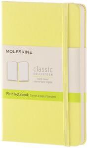 Cartoleria Taccuino Pocket pagine bianche Moleskine Moleskine