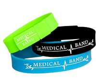 Idee regalo Medical Band braccialetto Brand Italia