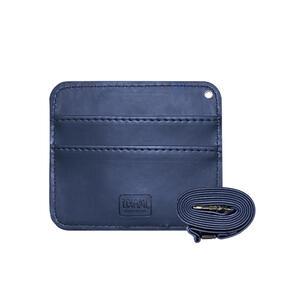 Badge Holder. Porta badge. Blu