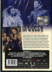 Il conte di Essex (DVD) di Michael Curtiz - DVD - 2