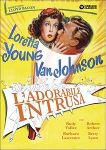 L' adorabile intrusa di Lloyd Bacon - DVD