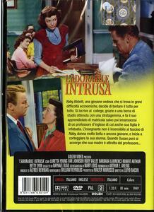 L' adorabile intrusa di Lloyd Bacon - DVD - 2