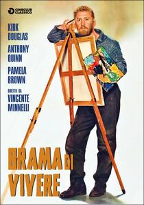 Brama di vivere di Vincente Minnelli - DVD