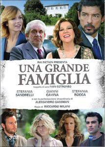 Una grande famiglia. Stagione 1 (3 DVD) di Riccardo Milani - DVD