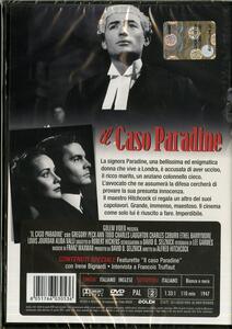 Il caso Paradine di Alfred Hitchcock - DVD - 2