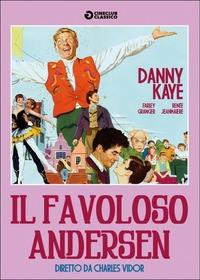 Cover Dvd favoloso Andersen (DVD)