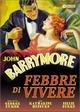 Cover Dvd DVD Febbre di vivere [1]