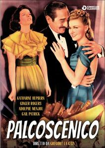 Palcoscenico di Gregory La Cava - DVD