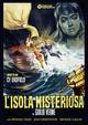 Cover Dvd L'isola misteriosa