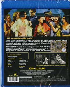 Addio alle armi di Frank Borzage - Blu-ray - 2