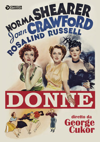 Cover Dvd Donne (DVD)