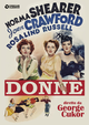 Cover Dvd DVD Donne