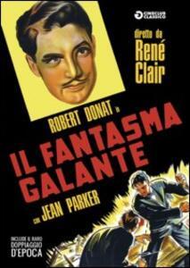 Il fantasma galante di René Clair - DVD