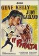 Cover Dvd DVD Il pirata