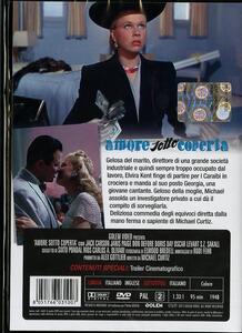 Amore sotto coperta di Michael Curtiz - DVD - 2