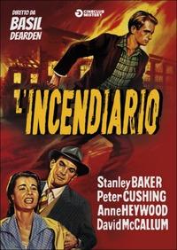 Cover Dvd incendiario (DVD)