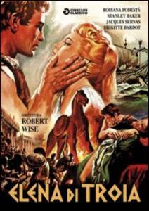 Elena di Troia di Robert Wise - DVD