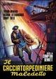 Cover Dvd DVD Il cacciatorpediniere maledetto