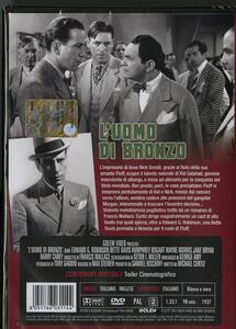 L' uomo di bronzo di Michael Curtiz - DVD - 2