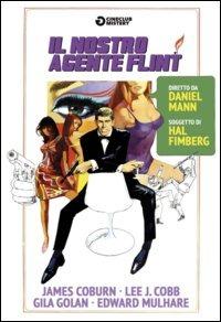Locandina Il nostro agente Flint