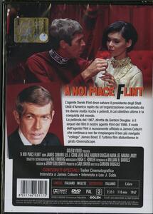 A noi piace Flint di Gordon Douglas - DVD - 2