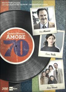 Questo nostro amore 70 (3 DVD) di Luca Ribuoli - DVD
