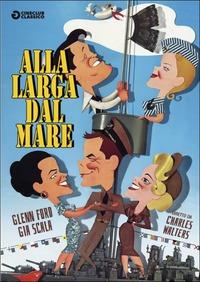 Cover Dvd Alla larga dal mare (DVD)