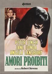 Copertina  Amori proibiti [DVD]