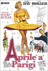 Locandina Aprile a Parigi