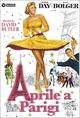 Cover Dvd Aprile a Parigi
