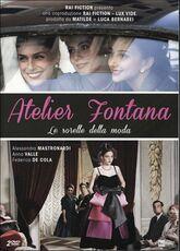 Film Atelier Fontana. Le sorelle della moda (2 DVD) Riccardo Milani