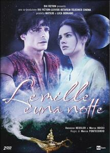 Le mille e una notte. Aladino e Sherazade (2 DVD) di Marco Pontecorvo - DVD