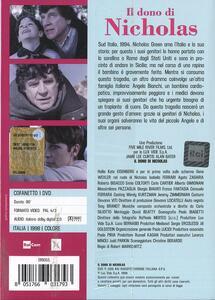 Il dono di Nicholas di Robert Markowitz - DVD - 2