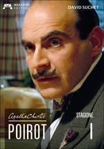 Poirot. Agatha Christie. Stagione 1 (3 DVD)