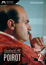 Poirot. Agatha Christie. Stagione 2 (3 DVD)