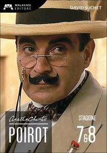 Poirot. Agatha Christie. Stagione 7 - 8 (2 DVD) - DVD