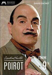 Poirot. Agatha Christie. Stagione 9 (2 DVD) - DVD