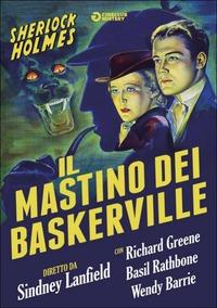 Locandina Sherlock Holmes e il cane dei Baskervilles