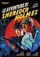 Cover Dvd DVD Le avventure di Sherlock Holmes