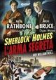 Cover Dvd DVD Sherlock Holmes e l'arma segreta