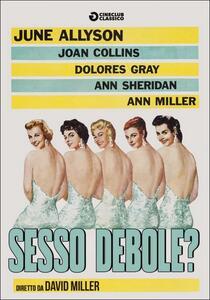 Sesso debole? di David Miller - DVD