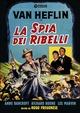 Cover Dvd DVD La spia dei ribelli