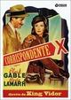 Cover Dvd DVD Corrispondente X