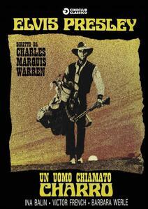 Un uomo chiamato Charro di Charles Marquis Warren - DVD